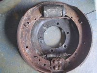 About brakes, rust and seawater